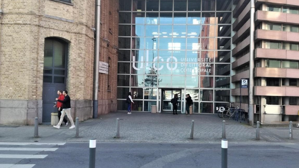 Entrée principale de l ULCO à DK grande image 4