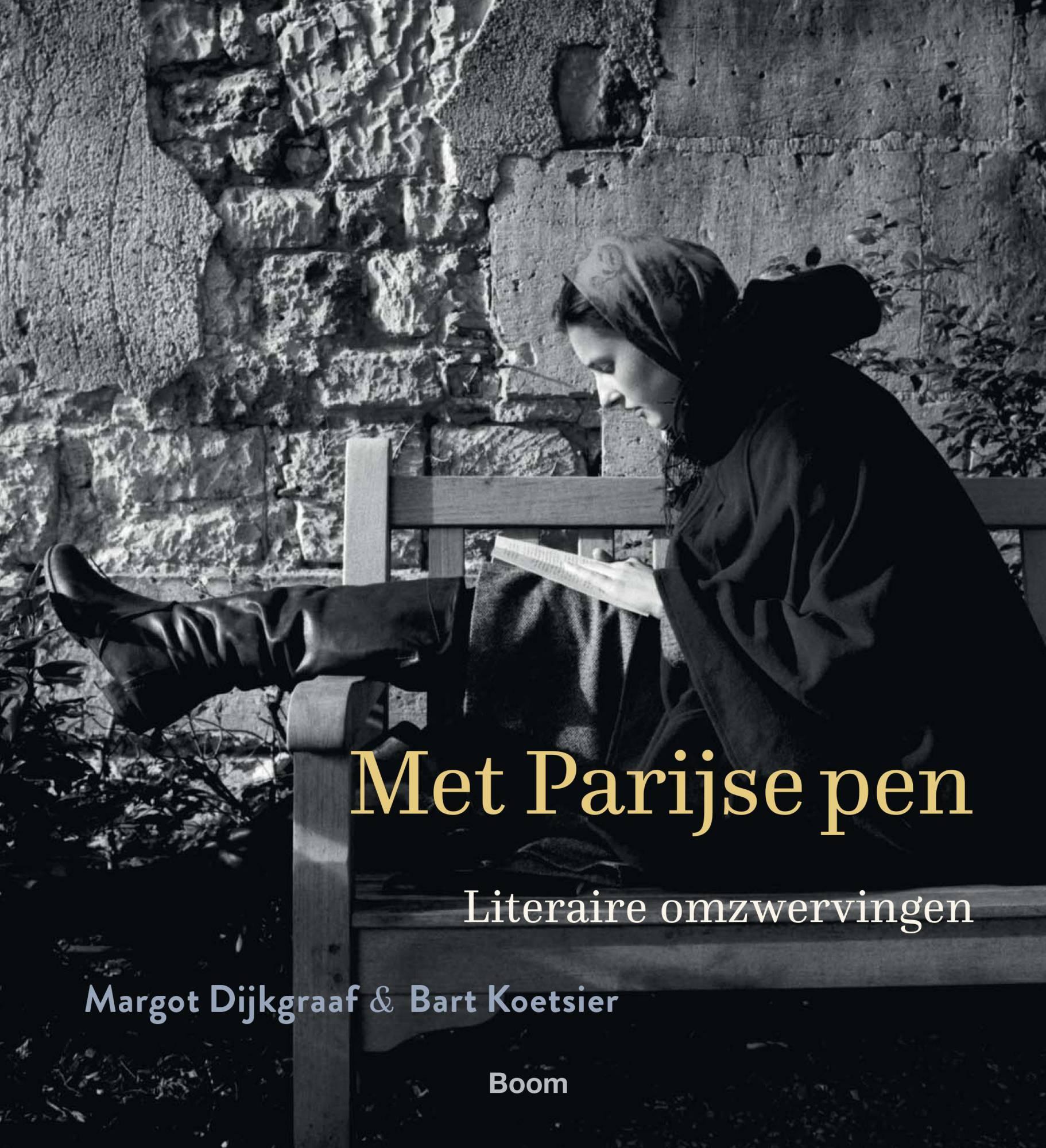 Met Parijse pen couverture