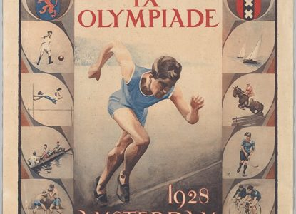 I Xe Olympiade Collectie Stadsarchief Amsterdam