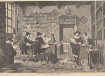 Plantijn drukkerij bijgewerkt