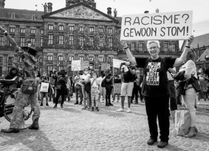 Racismebetoging Amsterdam