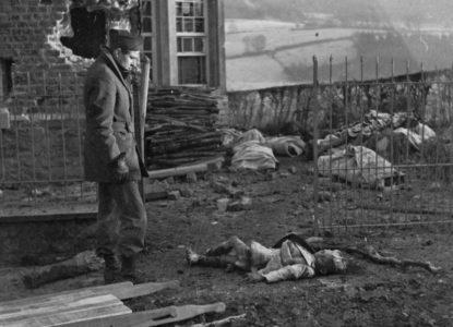 Massacre in belgium 1