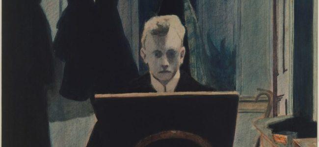 autoportrait Spilliaert