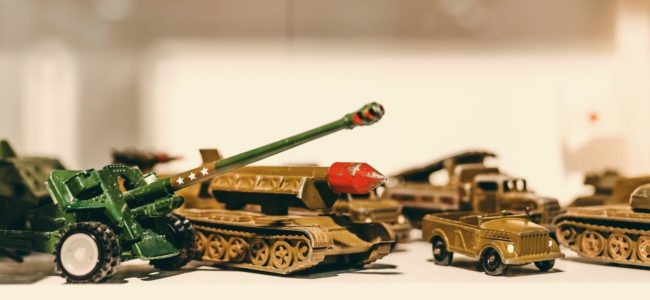 Artem Beliaikin tanks