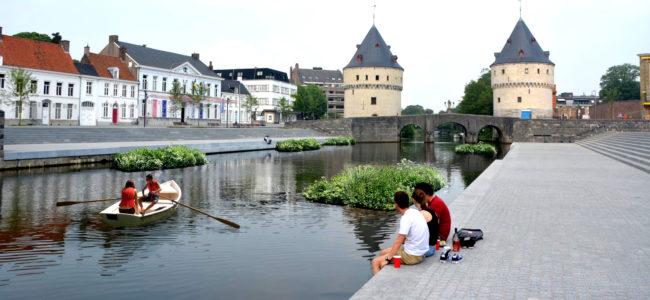 Michel Desvigne Floating Gardens