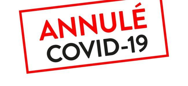 Bandeau annulé pour visuels agenda 1