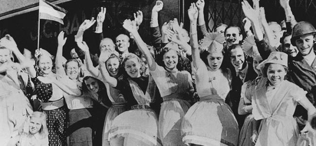 Bevrijding tweede wereldoorlog